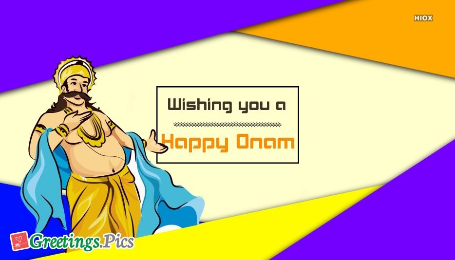 Happy Onam 2020 Greetings, eCards, Images