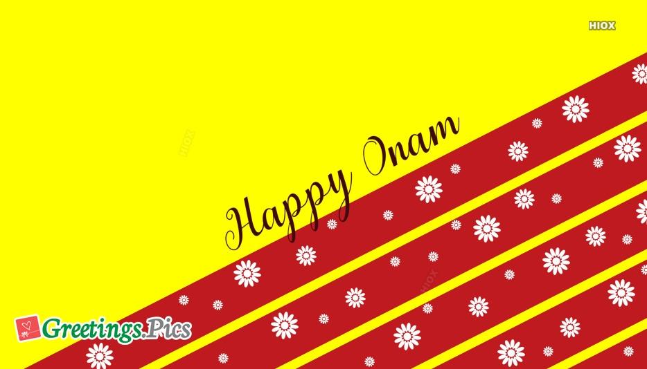Happy Onam Png