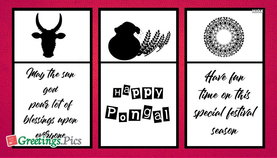 Happy Pongal Different