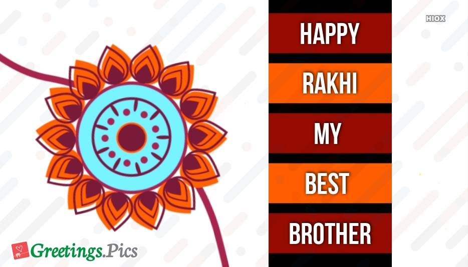 Free Rakhi Greeting Cards For Brother and Sister