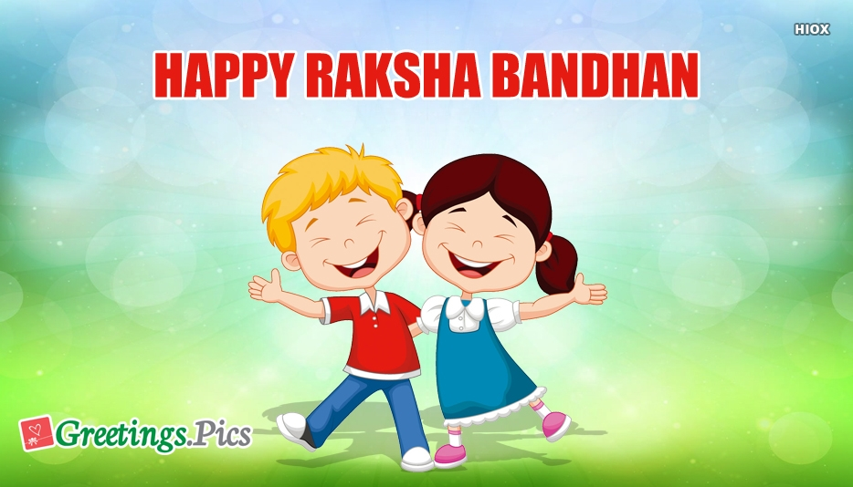 Happy Raksha Bandhan 2020 Greetings