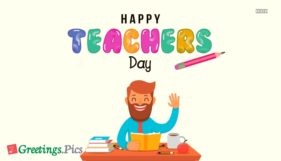 Happy Teachers Day Greeting