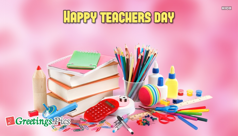 Happy Teachers Day 2019 Images