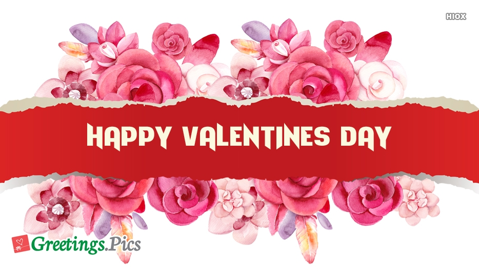 Happy Valentines Day 2018 Images