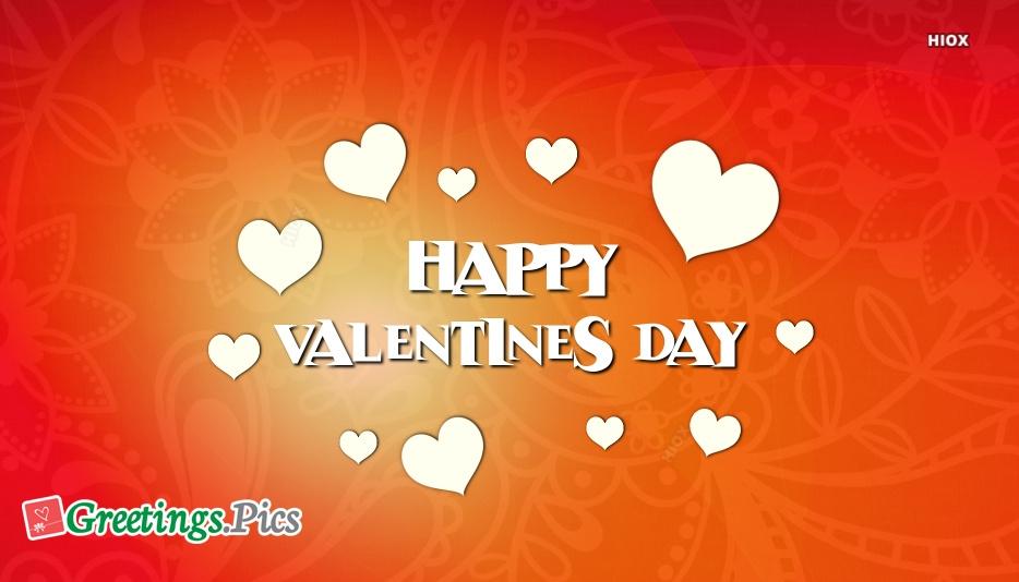 Happy Valentines Day Beautiful