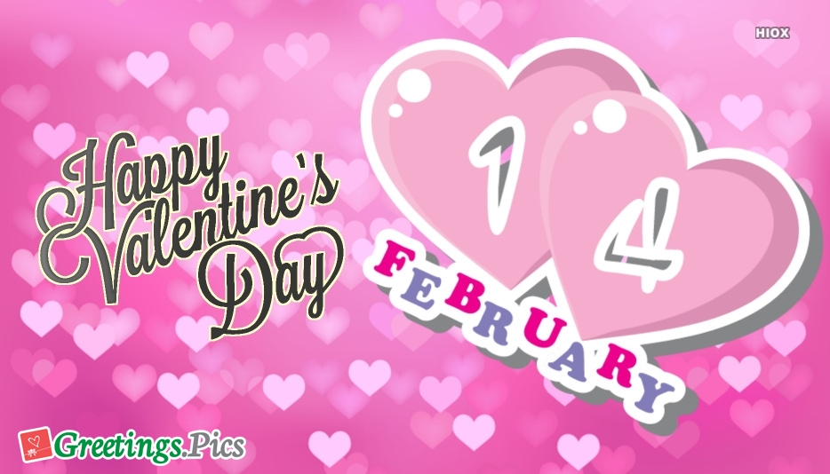 Happy Valentines Day Greetings, Messages