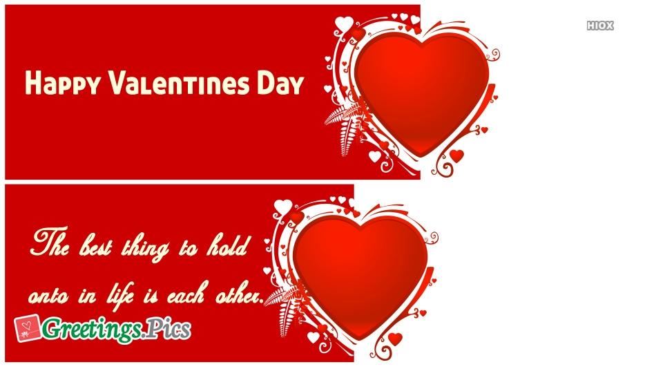 Happy Valentines Day Lover