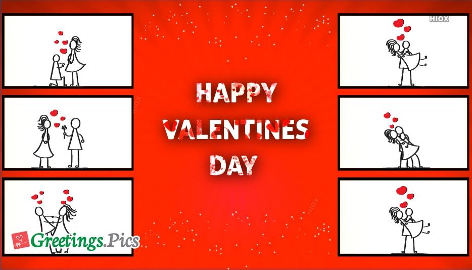 Happy Valentines Day Unique