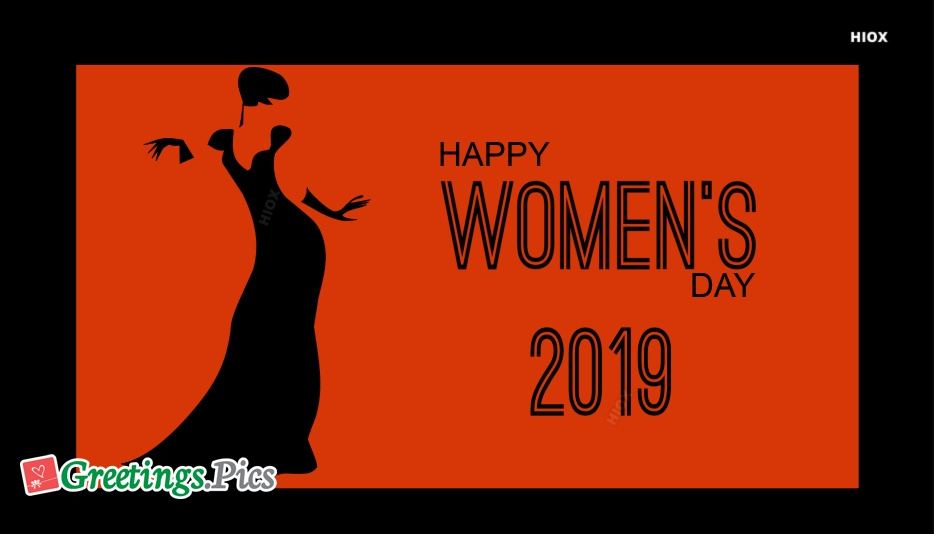 Womens Day 2019 Greetings