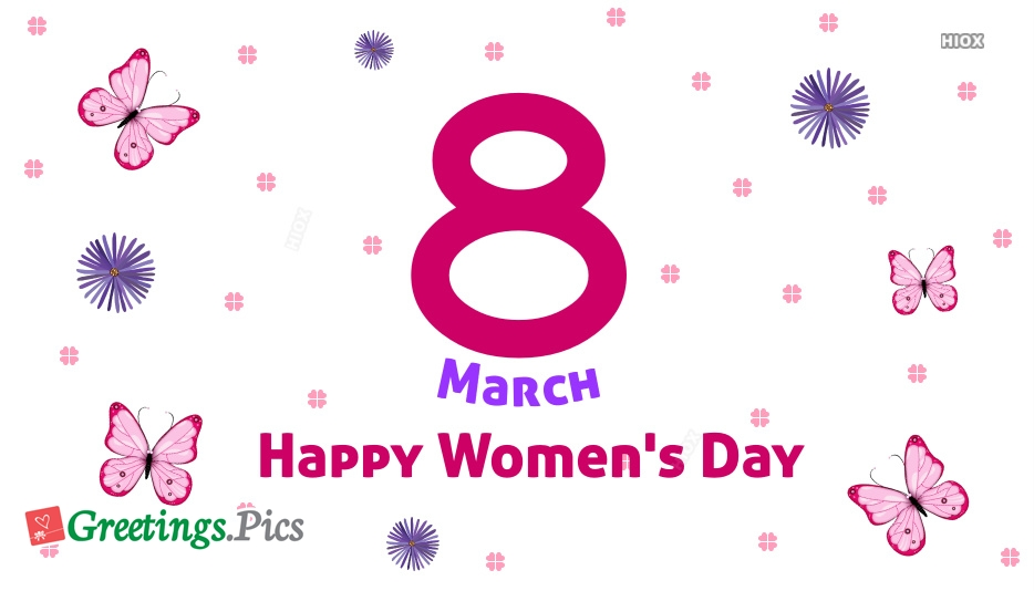 Happy Womens Day Ecards