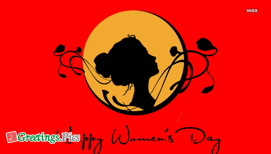 Happy Womens Day For Her
