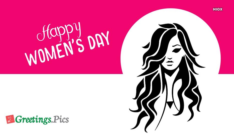 Happy Womens Day Gif