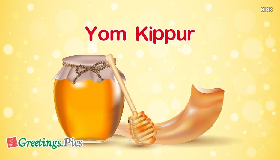 Happy Yom Kippur