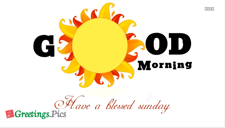 Have a blessed sunday greetings have a blessed sunday m4hsunfo