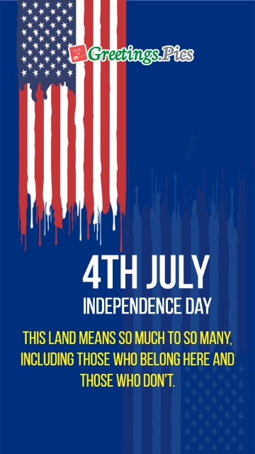 Independence Day Quotes America