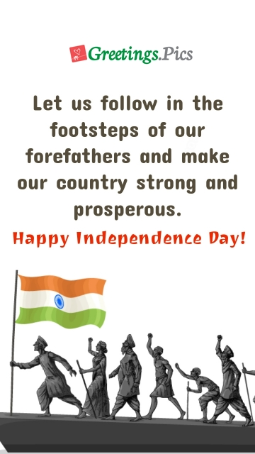Indian Independence Day Quotes By Freedom Fighters