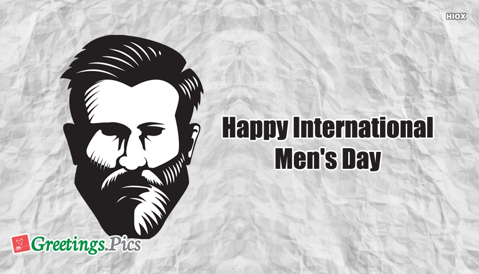 Happy Mens Day 2019 Greetings Images