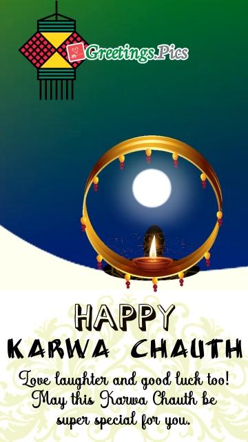 Karva Chauth Wishes Image