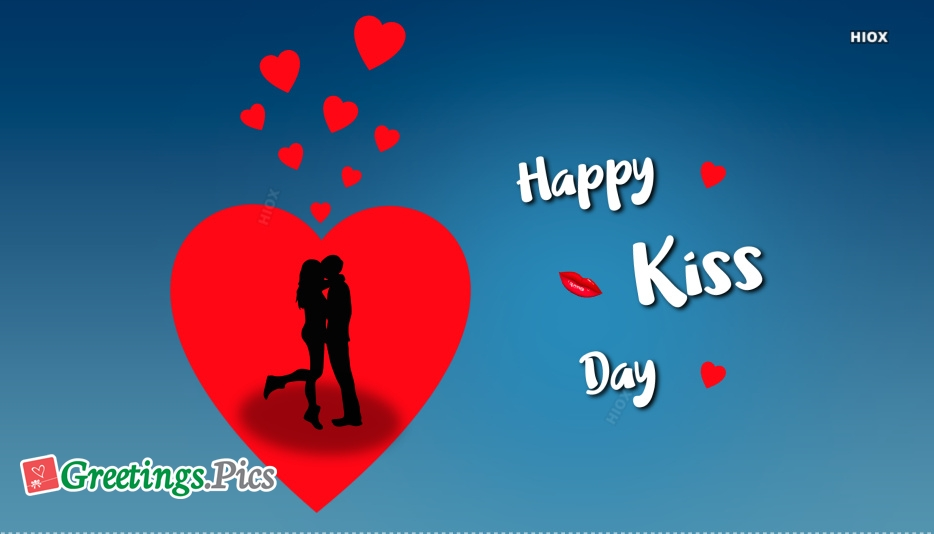 Kissing Day 2019 Greetings, eCards, Images