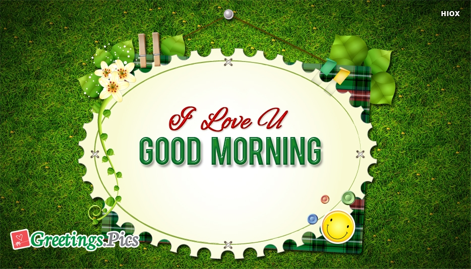 Good Morning Greetings, eCards, Images