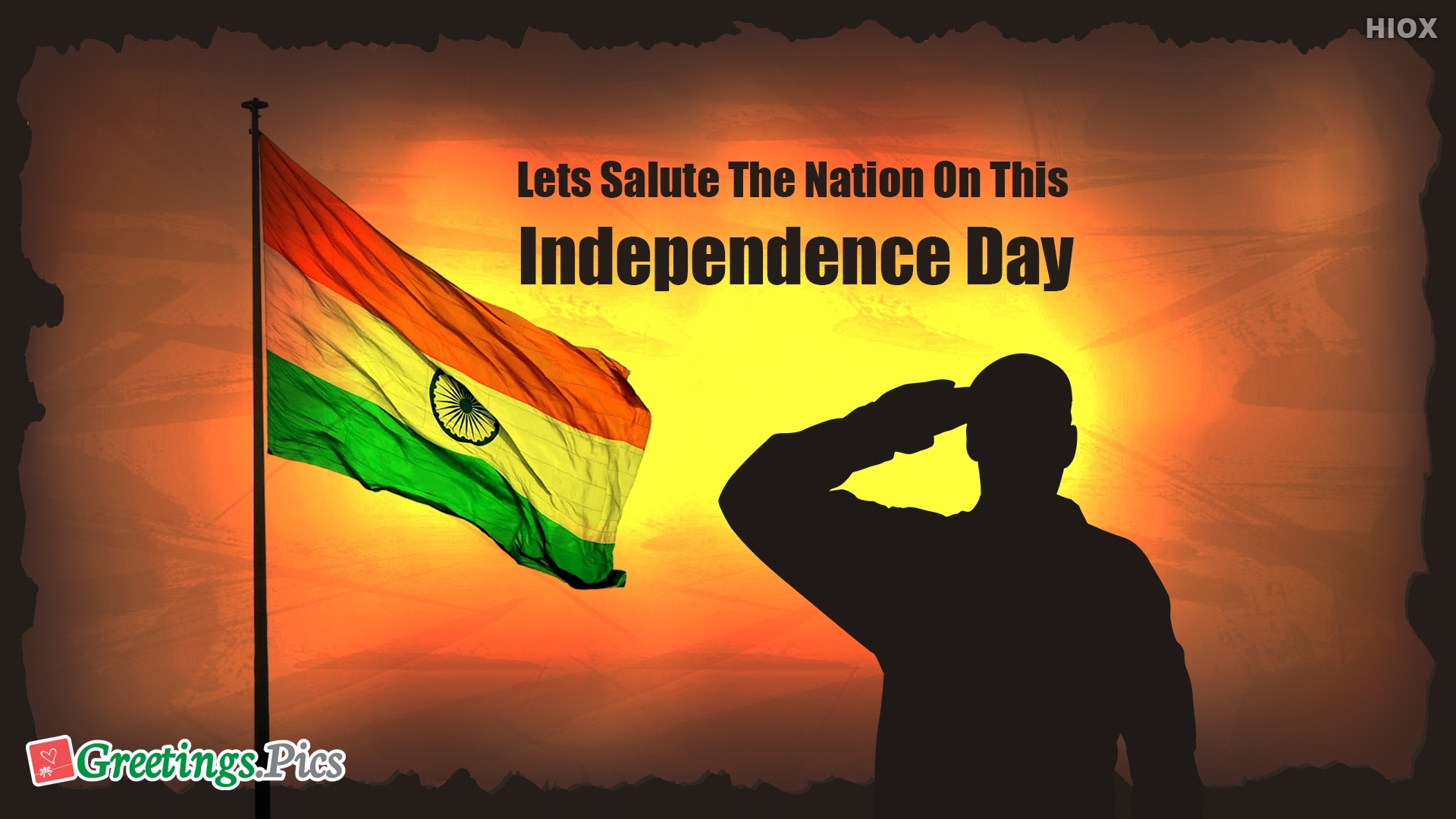 Lets Salute The Nation On This Independence Day