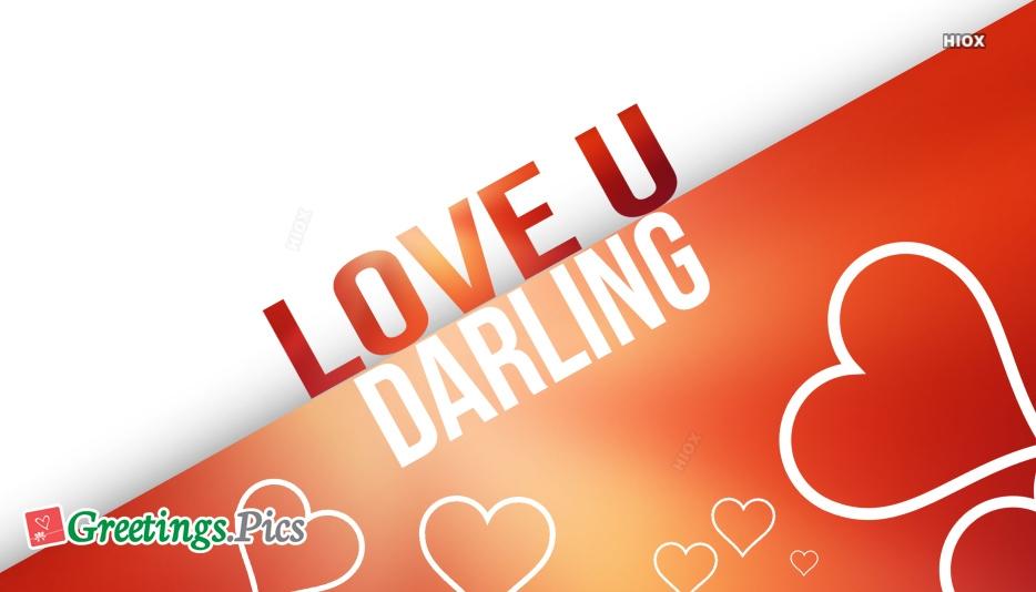 Love Greetings For Girlfriend