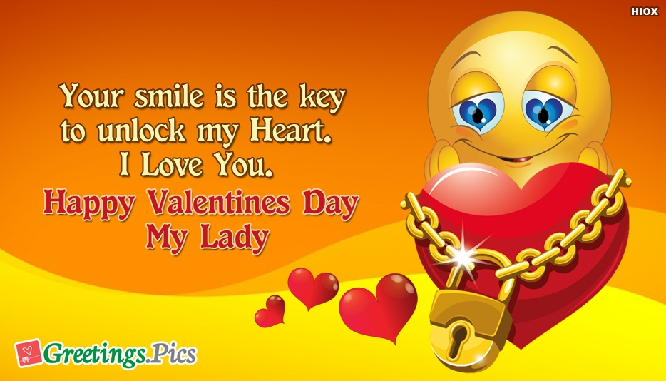 I Love You Greetings For Girlfriend