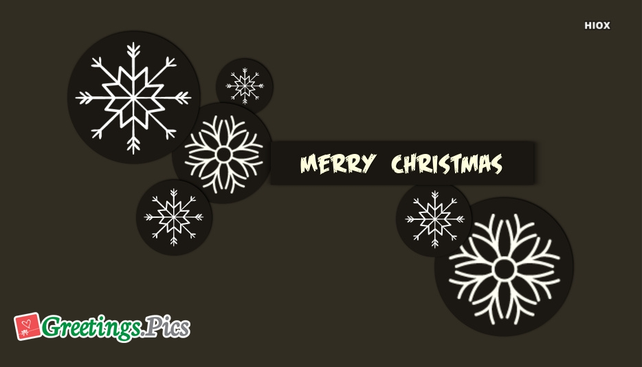 Merry Christmas Greeting Card Images