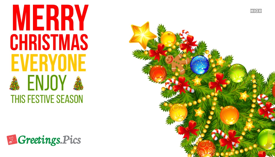 Merry Christmas Greetings, eCards, Images