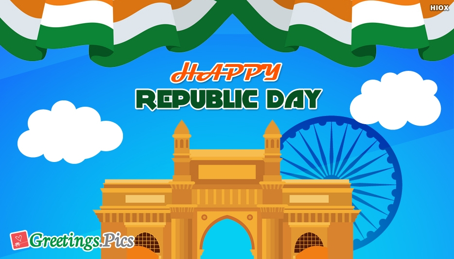 Happy Republic Day 2020 Wishes With Patriostism
