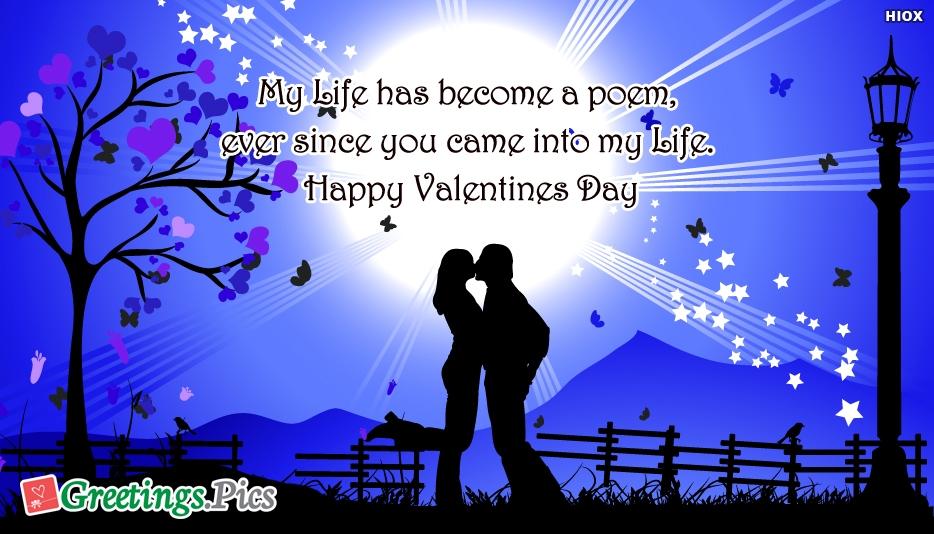 Romantic Love Greetings
