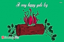 A Very Happy Yule Log
