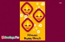 Happy Diwali Greeting Cards In English