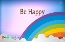 Be Happy Greetings