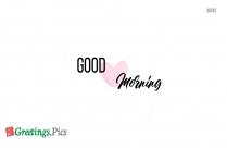 Good Morning Greetings Thursday