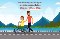 Lovely Happy Fathers Day Wishes