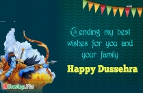Dussehra Cards