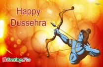 Dussehra Greetings 2019