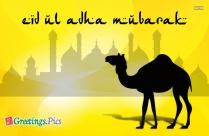 Eid Ul Adha Mubarak 2019