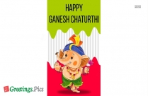 Ganesh Chaturthi Abstract