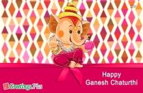 Ganesh Chaturthi Cartoon