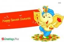Ganesh Chaturthi Sketch
