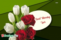 Good Morning Greetings To Your Lover