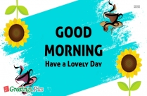 Good Morning Holi Wishes