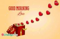 Good Morning Of Love