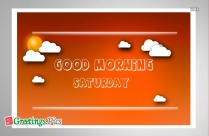 Lovely Morning Greetings | May This Day Be Pleasant And Awesome