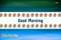 Good Morning Have A Happy Sunday