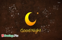 Wish U Good Night