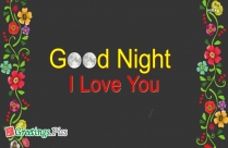 Good Night And Love You Quotes