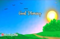 Lovely Good Morning Greetings